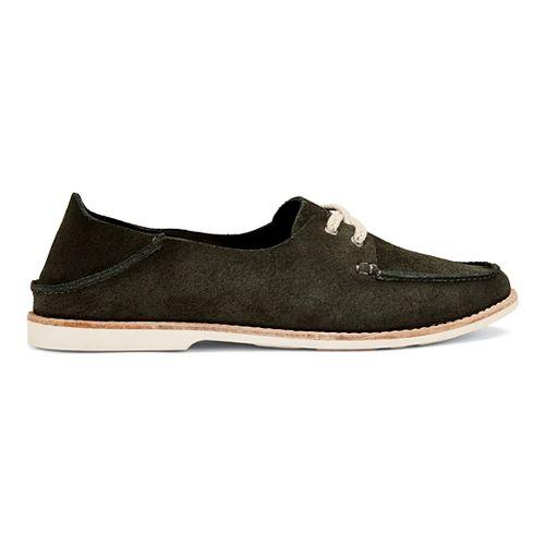 Womens OluKai Moku Casual Shoe - Charcoal 8.5