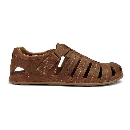 Mens OluKai Mohalu Fisherman Casual Shoe - Ginger 10