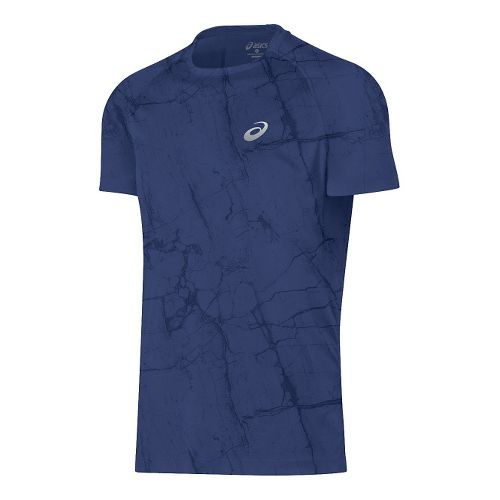 Men's ASICS�FujiTrail Graphic Short Sleeve