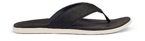 Mens OluKai Holona Sandals Shoe - Black 11
