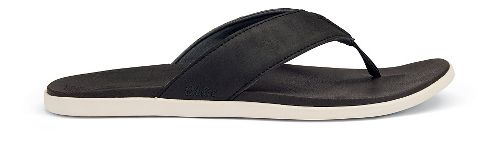 Mens OluKai Holona Sandals Shoe - Black 14