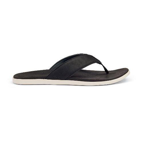 Mens OluKai Holona Sandals Shoe - Black 12