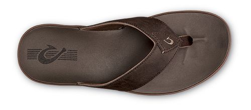 Mens OluKai Holona Sandals Shoe - Dark Java/Dark Java 12