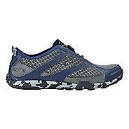 Mens OluKai 'Eleu Trainer Running Shoe - Charcoal/Trench Blue 9.5