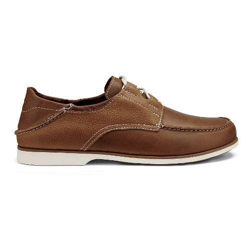 Mens OluKai Moku Casual Shoe - Tan 7