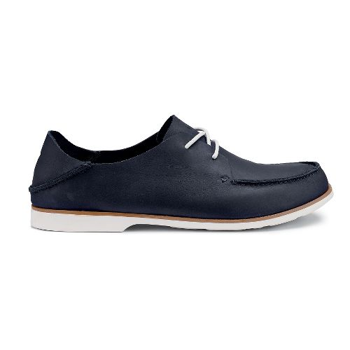 Mens OluKai Holokai Casual Shoe - Carbon 12