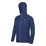 Mens ASICS FujiTrail Packable Running Jackets