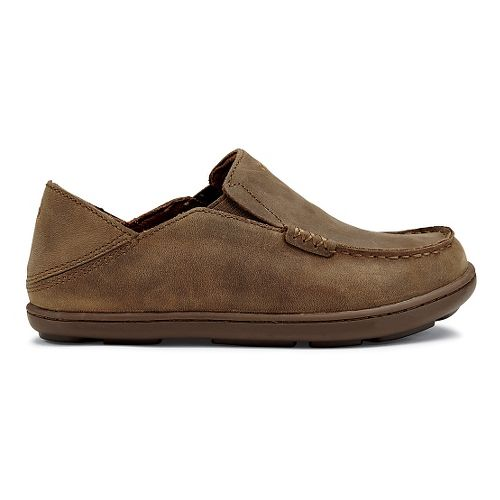 Kids OluKai Moloa Casual Shoe - Ray/Tan 9C