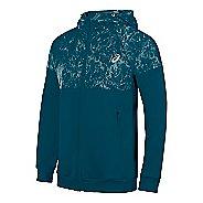 Mens ASICS Graphic Jacket Hoodie & Sweatshirts Technical Tops