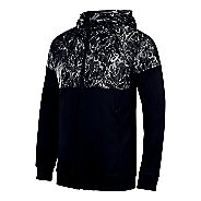 Mens ASICS Graphic Jacket Hoodie & Sweatshirts Technical Tops