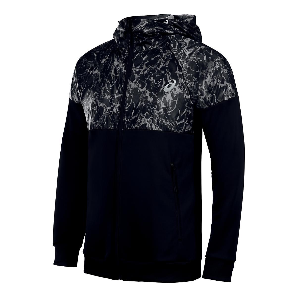 Men's ASICS�Graphic Jacket