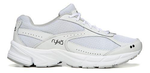 Womens Ryka Brisk Walk Walking Shoe - White/Silver 8