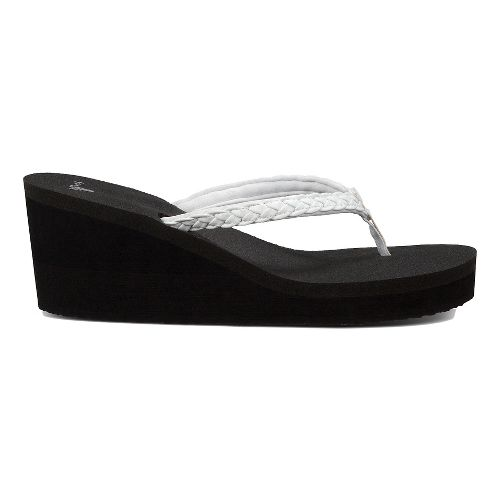 Women's Sanuk�Yoga Braided Wedge