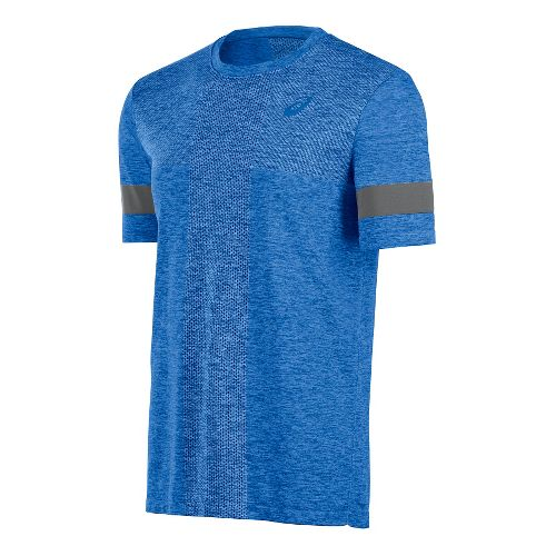 Men's ASICS�Seamless Short Sleeve