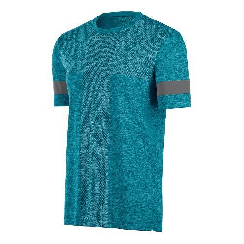 Men's ASICS�Seamless Short Sleeve