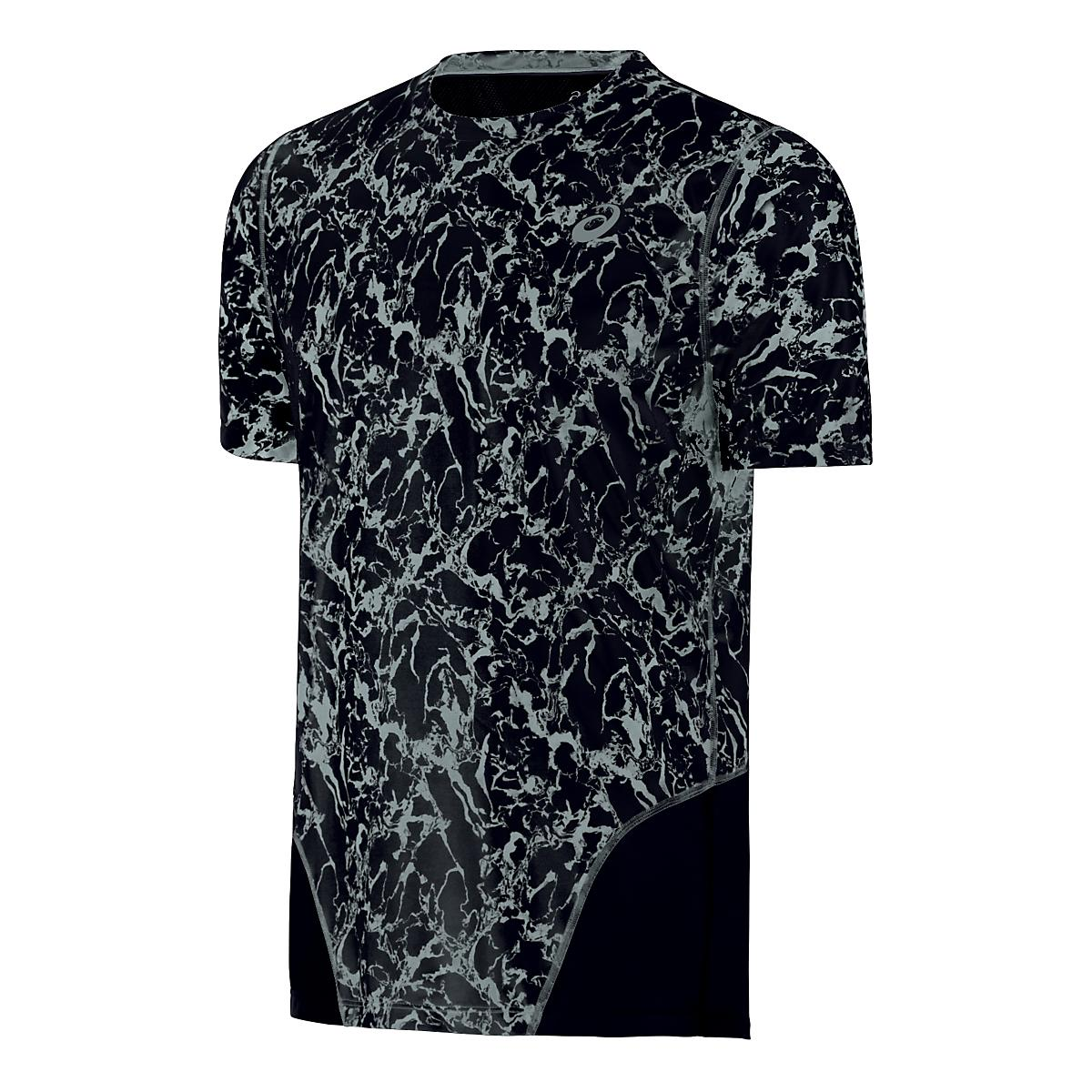 Men's ASICS�Short Sleeve Top Zero Distract