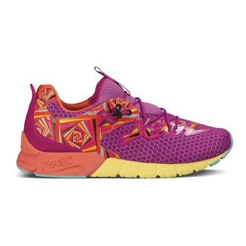 Womens Zoot Makai Running Shoe - Passion Fruit/Mandarin 10