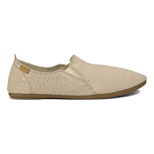 Womens Sanuk Isabel Casual Shoe - Stone 8.5