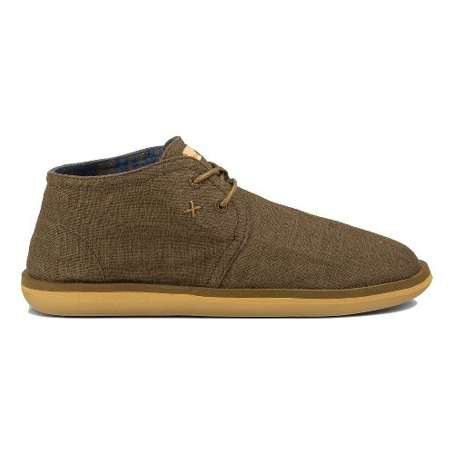 Mens Sanuk Koda Casual Shoe - Brown 11