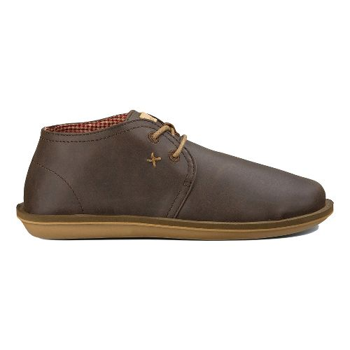 Mens Sanuk Koda Select Casual Shoe - Light Brown 7