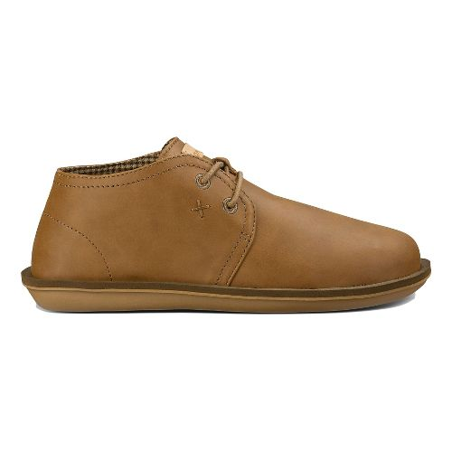 Mens Sanuk Koda Select Casual Shoe - Light Brown 8