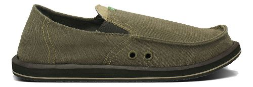 Mens Sanuk Pick Pocket Casual Shoe - Brown 14