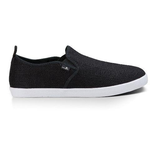 Mens Sanuk Range TX Casual Shoe - Black 11.5