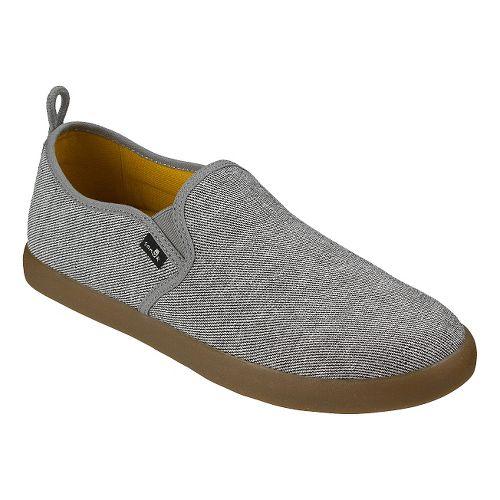 Mens Sanuk Range TX Casual Shoe - Grey Gum 10