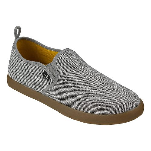 Mens Sanuk Range TX Casual Shoe - Grey Gum 13