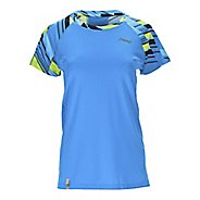Womens Zoot West Coast Tee Short Sleeve Technical Tops