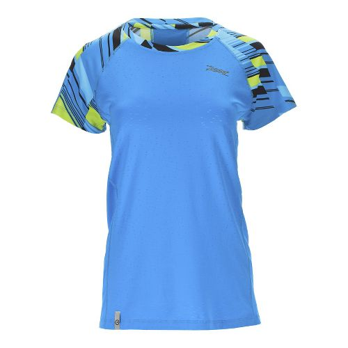 Womens Zoot West Coast Tee Short Sleeve Technical Tops - Slice L