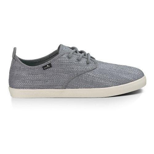 Mens Sanuk Guide TX Casual Shoe - Grey 9.5