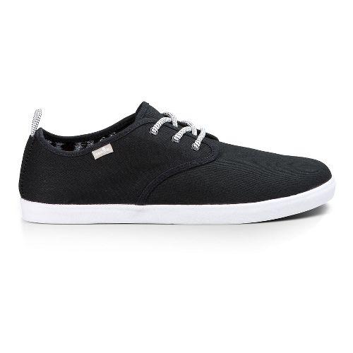 Mens Sanuk Guide Casual Shoe - Black 13