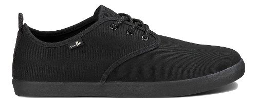 Mens Sanuk Guide Casual Shoe - Blackout 9