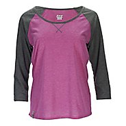 Womens Zoot Sunset 3/4 Tee Long Sleeve Technical Tops