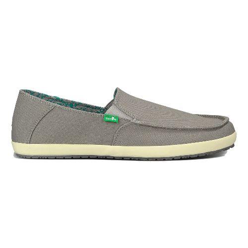 Mens Sanuk Casa Casual Shoe - Grey 11