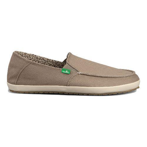 Mens Sanuk Casa Casual Shoe - Brindle 8