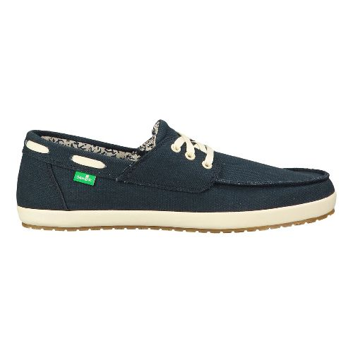 Mens Sanuk Casa Barco Casual Shoe - Navy 7