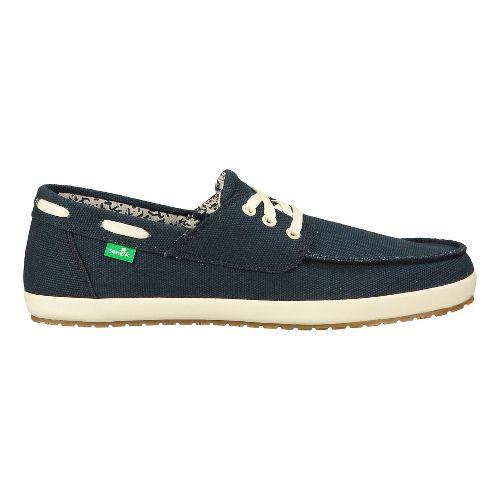Mens Sanuk Casa Barco Casual Shoe - Navy 8.5