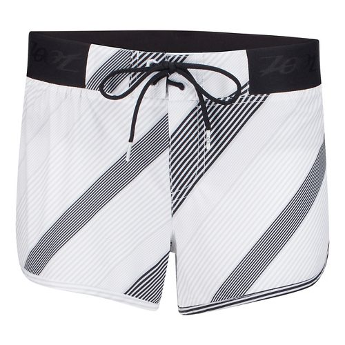 Womens Zoot Board 3 Inch Lined Shorts - Pipeline XS