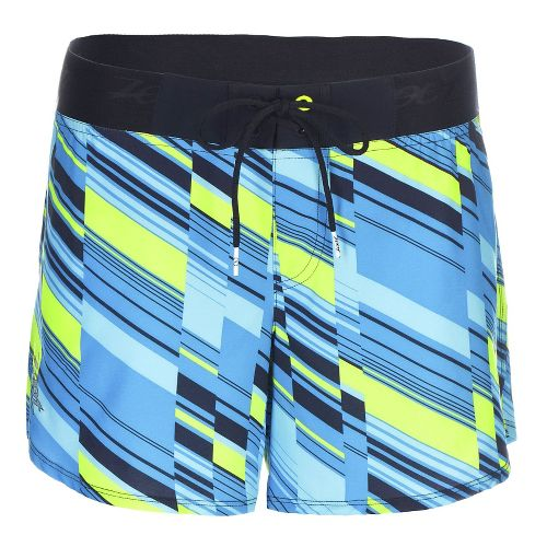 Womens Zoot Board 5 Inch Lined Shorts - Slice M