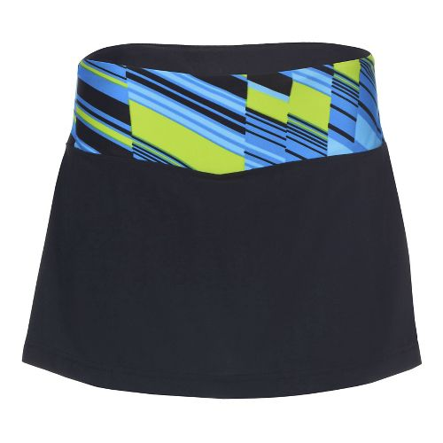 Womens Zoot PCH Skorts Fitness Skirts - Slice L