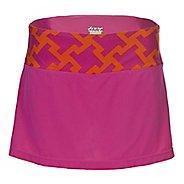Womens Zoot PCH Skorts Fitness Skirts