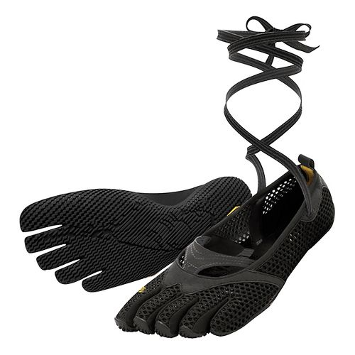 Womens Vibram Alitza Breathe Cross Training Shoe - Black 38