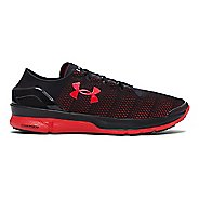 Mens Under Armour Speedform Apollo 2 Running Shoe - White 9