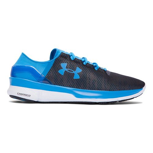 Mens Under Armour Speedform Apollo 2 RF Running Shoe - Electric Blue 9
