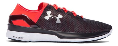 Mens Under Armour Speedform Apollo 2 RF Running Shoe - Rocket Red 7