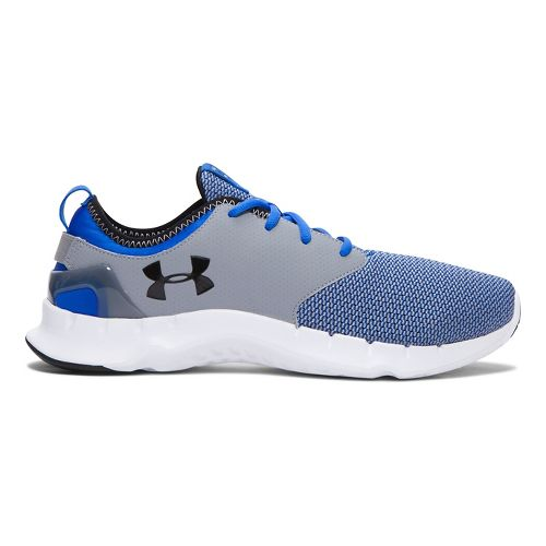 Mens Under Armour Flow RN S Running Shoe - Team Royal/Steel 9