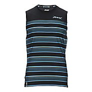 Mens Zoot West Coast Tee Sleeveless & Tank Technical Tops