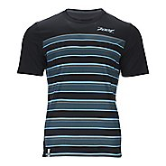 Mens Zoot West Coast Tee Short Sleeve Technical Tops